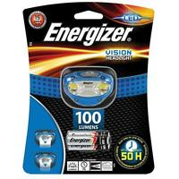 Energizer 100 Lumen Headlight Cycling Light/Camping Light /Breakdown Light