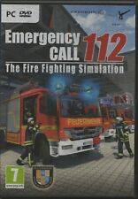 Emergency Call 112 The Fire Fighting Simulation (PC 2016 DVD-Box) with Steam Key