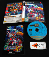 ROCKMAN X7 MEGAMAN Sony PS2 PLAYSTATION2 Play2 Station 2 JAP Capcom