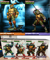 4Pcs DreamEX Ninja Turtles 1/6 Action Figure In Box In Stock Donatello Mikey Hot