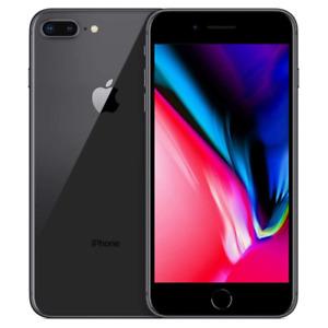Apple iPhone 8 Plus - 64GB - Space Gray - GSM Unlocked - Smartphone