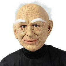 Gramps Old Man Mask - Halloween Costume Accessory - Adult One Size #7238