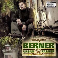 Berner - Urban Farmer [PA]  CD SEALED NEW / LMTD EDITION ORIG ISSUE Wiz Khalifa