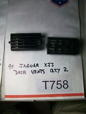 1994 1995 1996 Jaguar XJS Dash Vent s QTY 2  OEM #T758