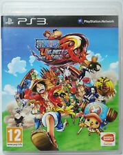 One Piece Unlimited World Red. Ps3. Fisico. Pal Es