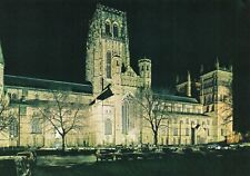 Durham Cathedral - Evening on Palace Green - Judges Postcard C6144X (1400)