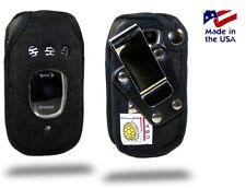 Turtleback Kyocera DuraMax Fitted Nylon Black Phone Case Metal Belt Clip