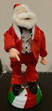 Gemmy Electronic Battery Santa Claus Dancing