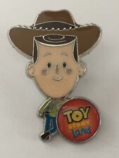 Disney Pin - Sdr - Toy Story Land Booster - Woody Only