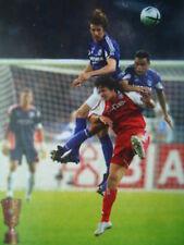 Panini 6 BL Fussball 2005/06 Spielszene Bayern München - FC Schalke 04