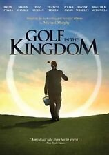 Golf in The Kingdom 0767685256831 With Malcolm McDowell DVD Region 1