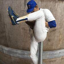 Texas Rangers TAP HANDLE Nolan Ryan Beer Keg  MLB BASEBALL Nike White Jersey