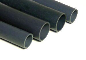 Tubo PVC incollaggio cm. 145 grigio tubo diam.16 20 25 32 40 50 63 mm.est. acqua