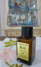 VTG 1960s EARTHMOTHER Products of Woodstock Real MUSK OIL 0.50 Oz 15ml RARE!
