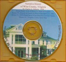 Wise County VA Narrative History - Virginia Genealogy