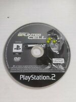 Ps2 Tom Clancy's Splinter Cell Playstation 2 Game Disc Only