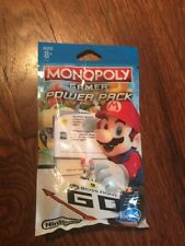 Toad Monopoly Gamer Power Pack Brand New!
