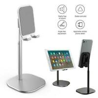 Aluminum Desk top Cell Phone Tablet Stand Holder Mount for iPad/iPhone Tablet