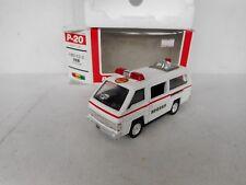Yonezawa Diapet Toyota Hi-Ace Ambulance in White  Diecast Toy  1:35  M Boxed