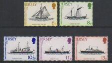 Jersey - 1978, Courrier Paquet Service Expédié Ensemble - MNH - Sg 197/201