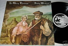 Silly Wizard pour Many Partings LP HIGHWAY Rec. UK 1979 phasedepleinecapacitéopérationnelle RARE PROG FOLK!!!