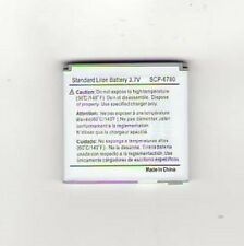 Lot 5 New Battery For Sanyo 6780 Scp6780 Innuendo