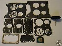 Holley Carburetor kit for spread bore model  4175