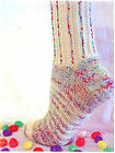 AWESOME MIXED JELLY BEANS SOCKS to KNIT by HEARTSTRINGS FIBERARTS
