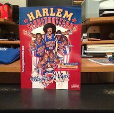 "Harlem Globetrotters ""Magic As Ever"" 2008 World Tour Program With Autographs"