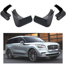 4Pcs Car Mud Flaps Splash Guards Fender Mudguard for Lincoln Aviator 2020-2021