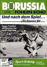 BL 86/87 Borussia Mönchengladbach - Eintracht Frankfurt, 13.09.1986