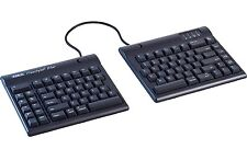 "Kinesis Freestyle2 Blue Wireless Ergonomic Keyboard for Mac (20"" Separation)"