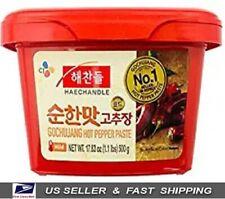 [CJ] Haechandle Gochujang, Hot Pepper Paste, 500g (Korean Mild Red Chile Paste