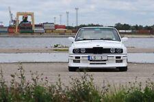 EVO Lip For BMW E30 M3 Front Bumper spoiler splitter Valance Eleron Apron Blade