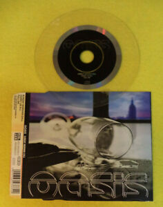 CD Singolo OASIS Sunday morning call 2000 NOEL LIAM GALLAGHER no mc dvd lp(S31)