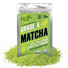 80 Servings, Best Organic Matcha Green Tea Powder for Drinking, Baking & Smoothi