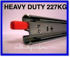 1800MM 227KG  DRAWER SLIDES FRIDGE RUNNER HEAVY DUTY 4X4 4WD CAMPERS, TRAILERS