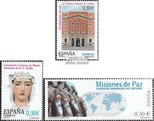 Spanje 4225,4235,4238 (compleet Kwestie) MNH 2007 Rechnungshofgesetz, Madonna, L