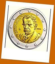 2 Euro Gedenkmünze Griechenland 2018 - 75 Jahrestag Tod Konstantinos Palamas -
