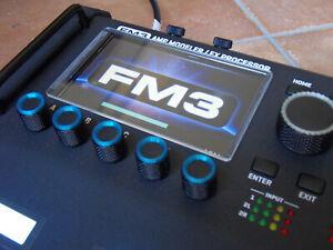 Fractal Audio Axe FX FM3 amp modeler / FX processor - Screen Protector