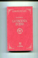Svevo # LA COSCIENZA DI ZENO # Il Capitello 2000 *M