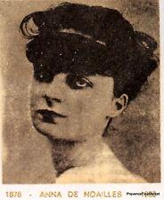Yt 1898 A ANNA DE NOAILLES   FRANCE  FDC  ENVELOPPE PREMIER JOUR
