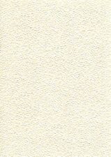 A4 IVORY PEARLESCENT PEBBLE EMBOSSED PAPER 2 sheets per pack