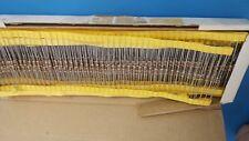 Resistors 68 Ohm 1/4W 5% Carbon Film - USA SELLER, Lot of 570 Pcs