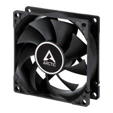 Arctic Cooling 80mm F8 PC ATX Computer Gehäuse Lüfter Fan leise silent Fluid neu