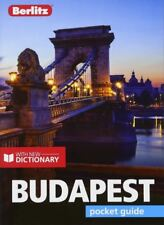 Berlitz Pocket Guide Budapest Latest Edition