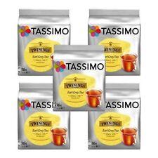 5 Packs Tassimo Twinings Earl Grey Tea T Discs Pods - 80 T Discs 80 Drinks