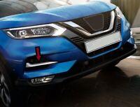 Fits Nissan Qashqai J11 2017Up Chrome Fog Lamp Rim Cover 2pcs S.STEEL