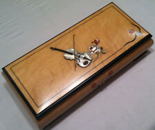 Reuge Music Exclusive Johann Strauss Limited Eddition 5/50 Interchangable Box