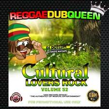 DJ Dotcom - Cultural Lovers Rock 52 Mixtape. Reggae Mix CD. May 2018